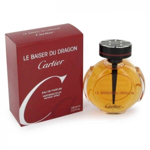 Le Baiser Du Dragon by Cartier
