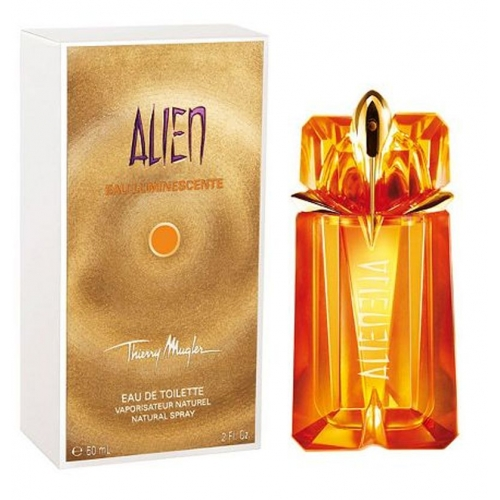 Alien Eau Luminescente by Thierry Mugler